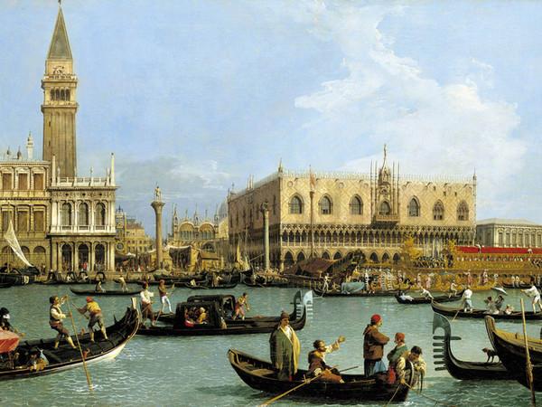 La mostra di Canaletto a Roma