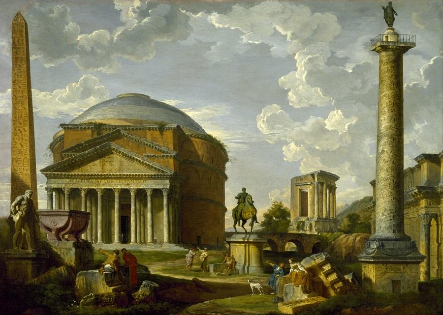 """Ultimo mese di """"Viaggi nell'antica Roma"""": due percorsi a cura di Piero Angela e Paco Lanciano"""