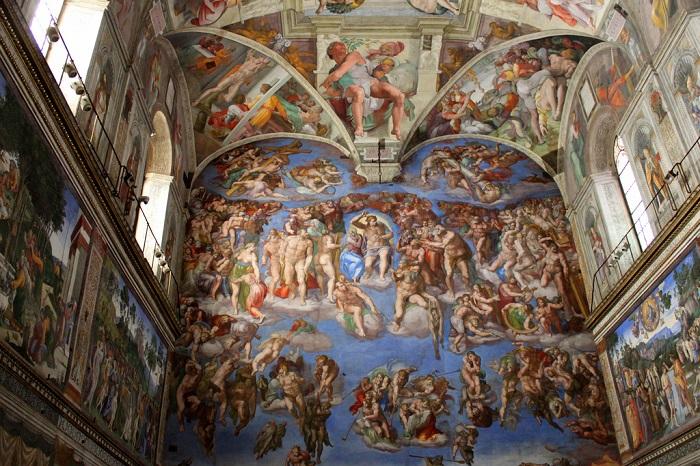 """""""Venerdì in Bellezza"""" con i Musei Vaticani e lo spettacolo """"Giudizio Universale"""""""