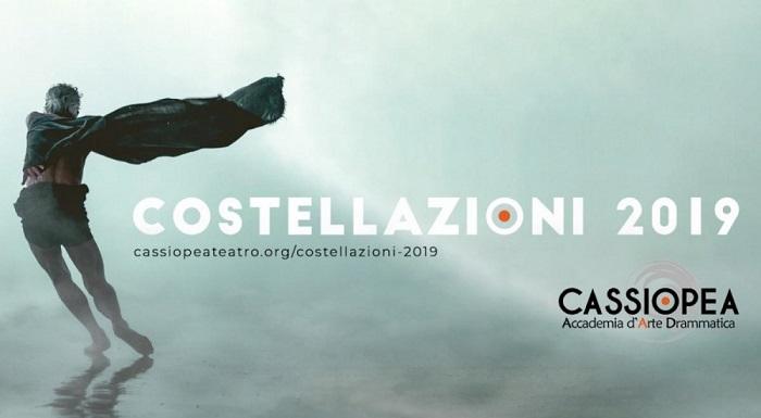 La 1^ edizione del Festival Costellazioni 2019
